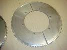 Waterjet Machined Split Sprocket
